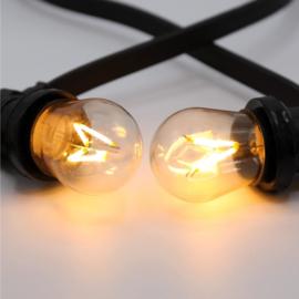 Led lamp 3,5 Watt filament 2000K - dimbaar