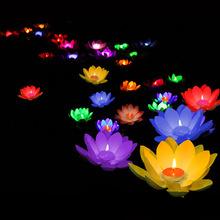 Waterlantaarn lotusbloem kleurmix 25 stuks