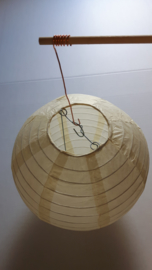 Lampionstokje hout