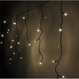 ijspegelverlichting koppelbaar voor buiten 9 meter - 342 led lampjes