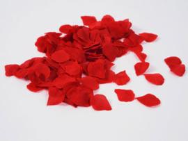 Rozenblaadjes rood 100 stuks