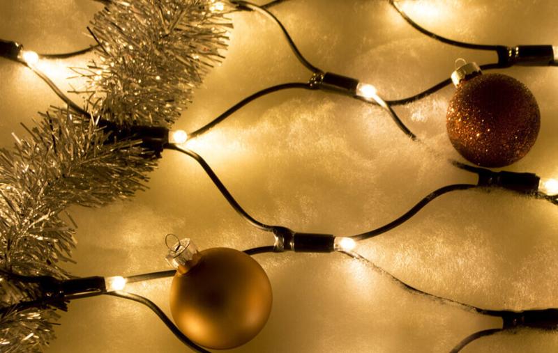 Net kerstverlichting voor buiten koppelbaar