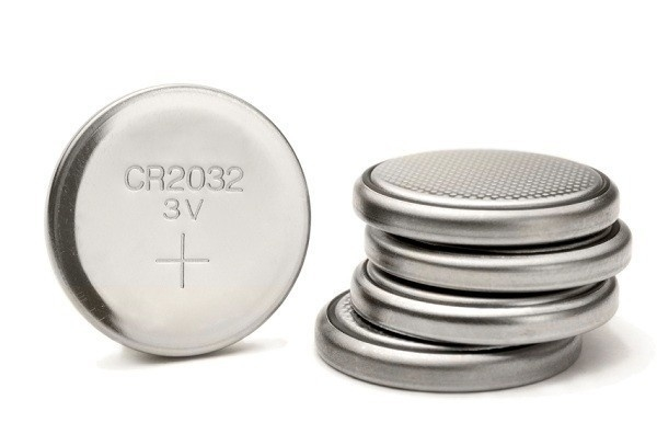 Reserve batterijen lampion verlichting CR2032 - 20 st.