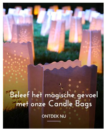 Candle bags - Candle bags kopen bij Candlebagplaza.nl
