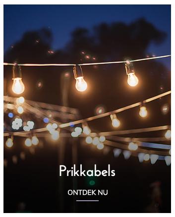 Prikkabels - Prikkabels kopen bij Candlebagplaza.nl