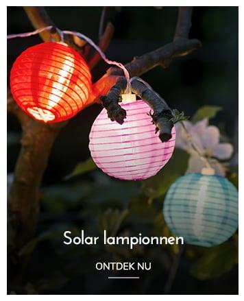 Solar lampionnen - Solar lampionnen kopen bij Candlebagplaza.nl