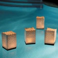 drijvende candlebags