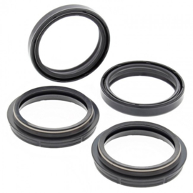 ALL BALLS-FORK SEAL & DUST SEAL KIT RM125/250 96-00 RMZ450 15-18