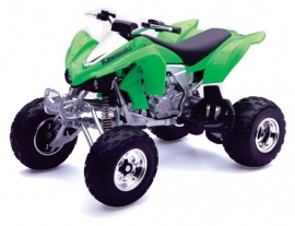 Miniatuur Quad Kawasaki 1:12