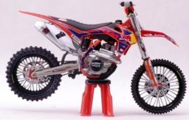 Miniatuur KTM Ryan Dungey (No 1) 1:12