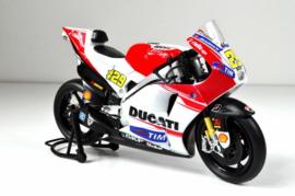 Miniatuur Ducati Desmosedici 2015 Andrea Iannone #29