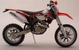 Miniatuur Motor KTM EXC-F 350 2014 1:12