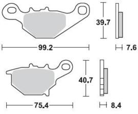 RM 85 05-17 REAR