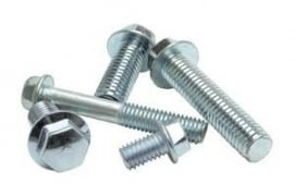 TMV FLANGE HEAD BOLTS M6 x 25