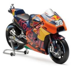 Miniatuur KTM MotoGP B. Smith (38) 1:12