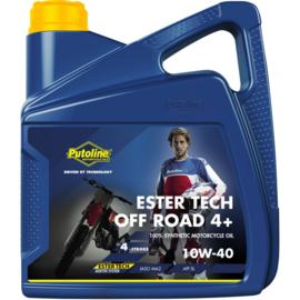 Ester Tech Offroad 4+ 10W-40 4 LITER
