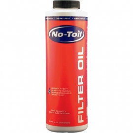 NO TOIL FILTER OIL  BIODEGRADABLE 16OZ