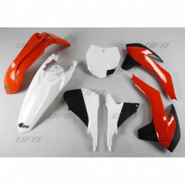 COMPLETE PLASTIC KIT + AIRBOX COVERS  '13-'15
