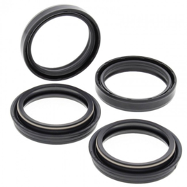 ALL BALLS-FORK SEAL & DUST SEAL KIT - 43MM SX 105 06-11 SX125-520/EXC200-250-300 00-030 SX85 03-18