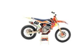Miniatuur KTM Jorge Prado  (No 61) 1:12