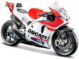 Miniatuur Ducati Desmosedici 2015 Andrea Dovizioso #04