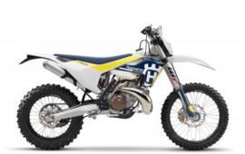 Miniatuur motor 1:12 Husqvarna TE 300