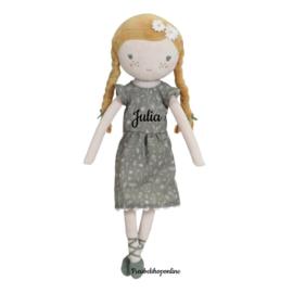 Little Dutch Knuffelpop Julia ( evt met naam)