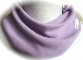 Lila sjaal