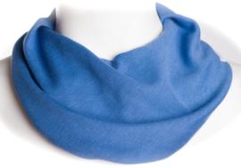 Blauw sjaaltje