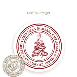 Kerst sluitzegel SK021