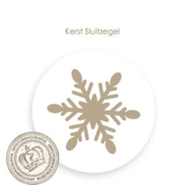 Kerst sluitzegel SK007