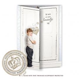Sprookjes Geboortekaartje GB891 DD Boy