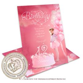 Verjaardag Uitnodiging BC117
