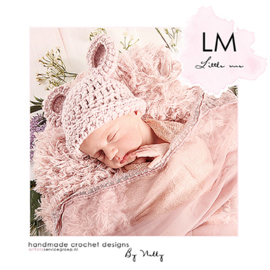 Little bear hat LM056
