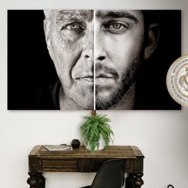 Split image - Relatives