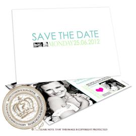 Save the date - Huwelijk MC415
