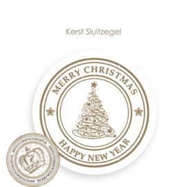 Kerst sluitzegel SK014