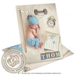 Sprookjes Geboortekaartje GB236