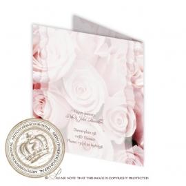 Sprookjes Geboortekaartje GB757 FC2 Pink
