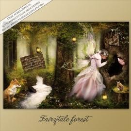 Fantasie foto - Fairytale forest Series