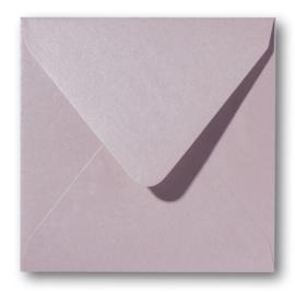 Parelmoer Envelop - rosé