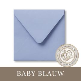 Envelop - Baby Blauw