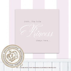 Printable poster - Little princess