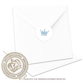 Sluitzegel Geboortekaartje SLZ015