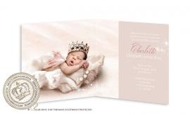 Sprookjes Geboortekaartje GB069 FC2 Pink