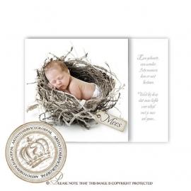 Sprookjes geboortekaartje GB393 FCH2