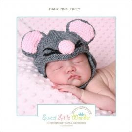 Baby mutsje HBC 061
