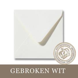 Envelop - Gebroken Wit