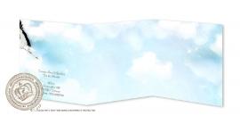 Sprookjes Geboortekaartje GB410 FC3 Blue