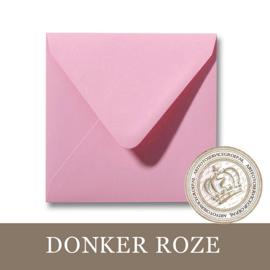 Envelop - Donker Roze